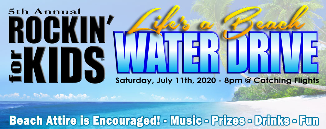 5th Annual Water Drive
