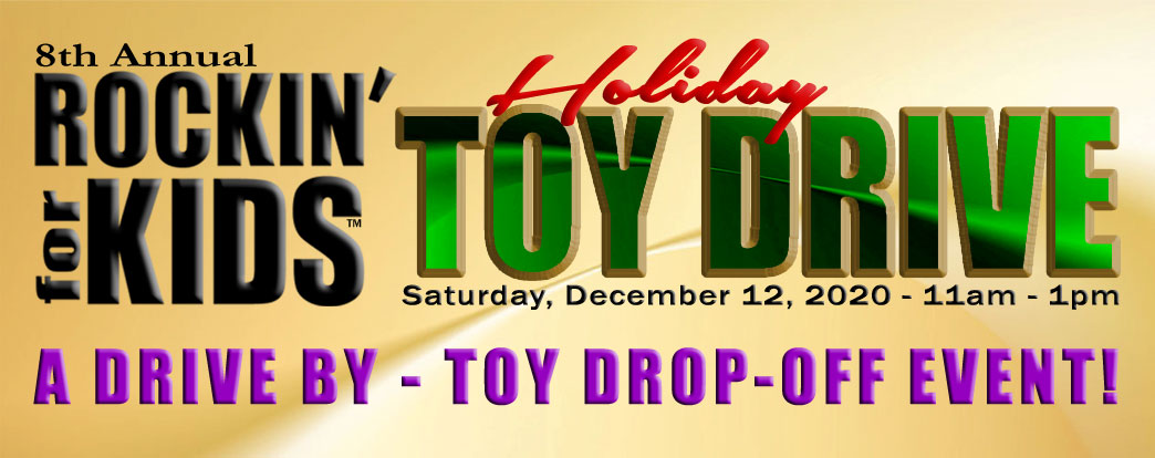 8th Annual Toy Drive