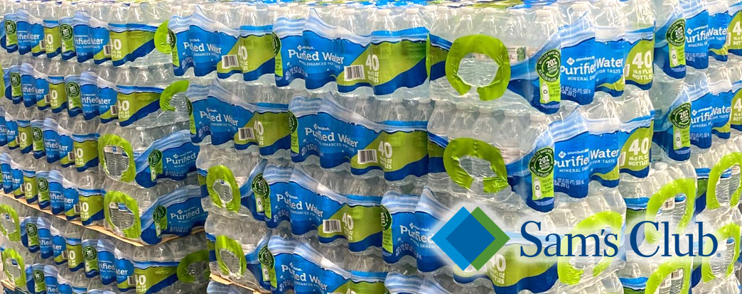 2021Water Drive - 938 Cases!